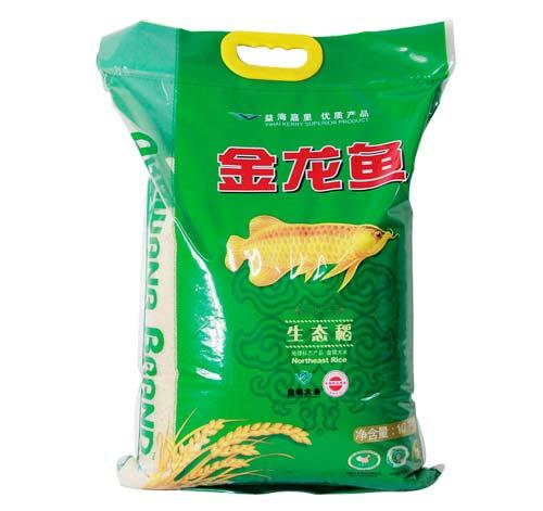 金龙鱼生态稻