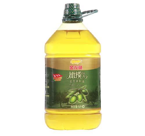 金龙鱼橄榄食用调和油
