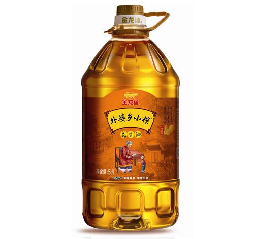 金龙鱼外婆乡小榨菜籽油