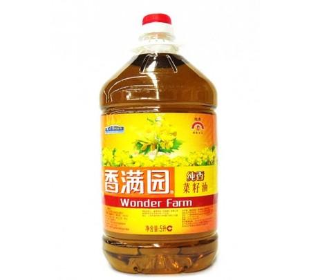 香满园纯香菜籽油