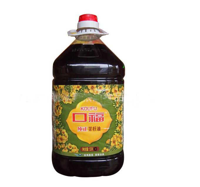 口福菜籽油