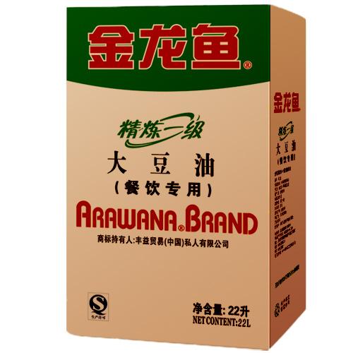 金龙鱼餐饮专用精炼一级大豆油