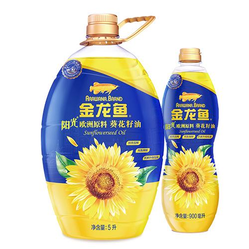 金龙鱼葵花籽油
