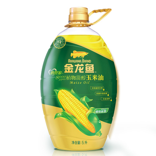 金龙鱼植物甾醇玉米油