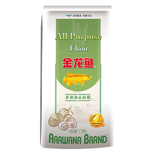 金龙鱼多用途麦芯粉1kg
